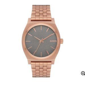 Customized Nixon watch